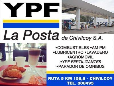 YPF La Posta de Chivilcoy
