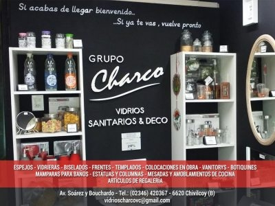 Vidrios Charco
