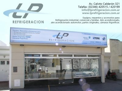 LP Refrigeración