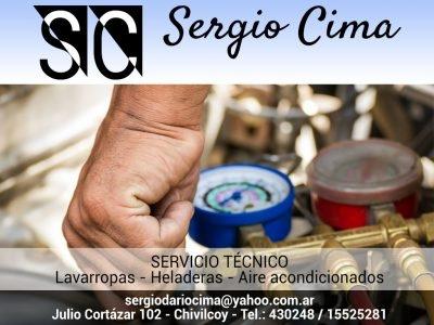Sergio Cima