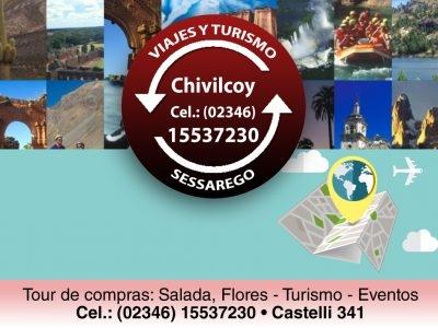 Viajes y Turismo Sessarego