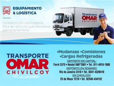 Transporte Omar
