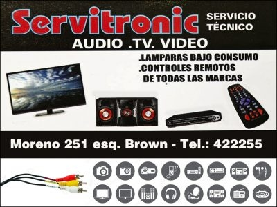 Servitronic
