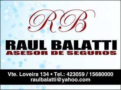 Balatti, Raúl