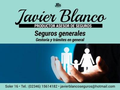 Blanco, Javier