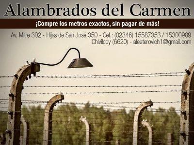 Alambrados del Carmen