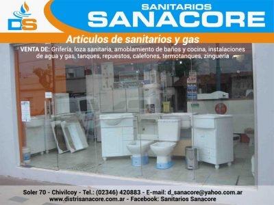 Sanacore Sanitarios