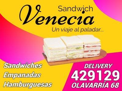 Sandwichería Venecia