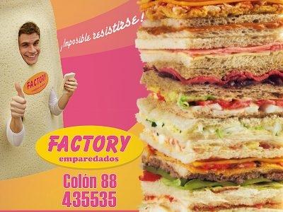 Factory Emparedados