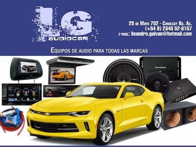 LG Audiocar