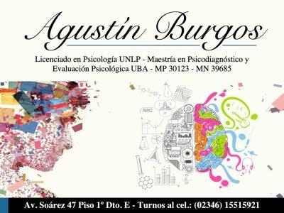 Burgos, Agustín