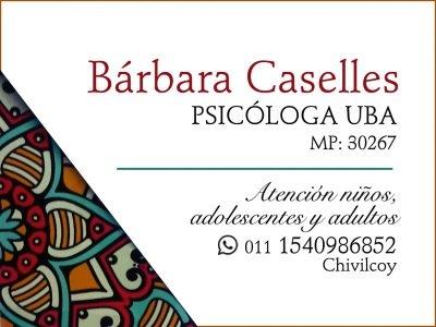 Bárbara Caselles