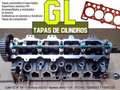GL Tapas de Cilindros