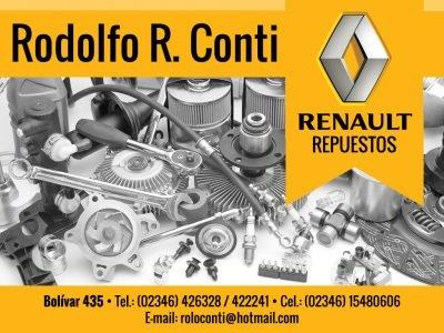 Rodolfo R. Conti