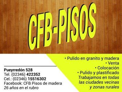 CFB Pisos de Madera