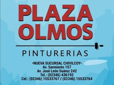Plaza Olmos