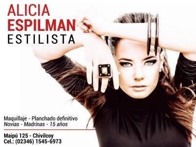 Alicia Espilman Estilista