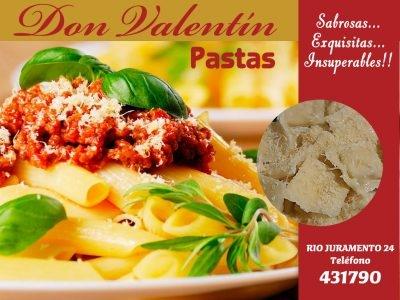 Don Valentín Pastas