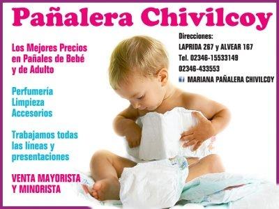 Pañalera Chivilcoy