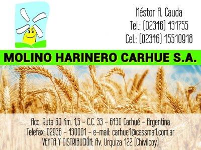Molino Carhue S.A.