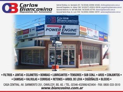 Carlos Biancosino