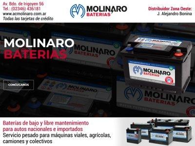 Baterías Molinaro