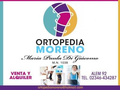 Ortopedia Moreno