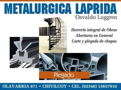 Metalúrgica Laprida