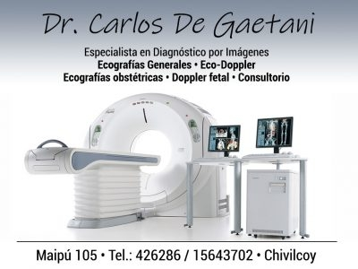 Carlos De Gaetani