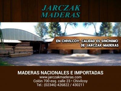 Jarczak Maderas