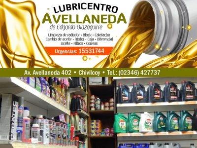 Lubricentro Avellaneda