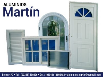 Aluminios Martin