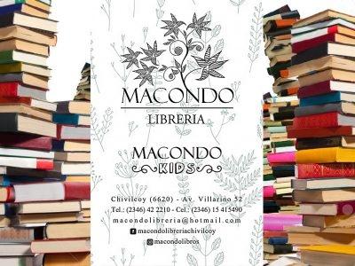 Macondo Librería