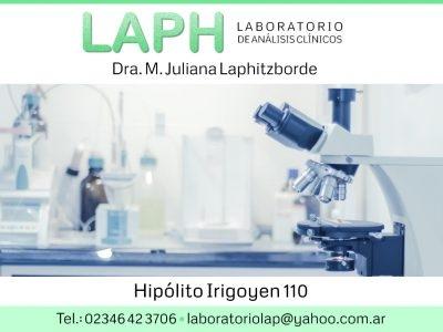 Laphitzborde, María Juliana