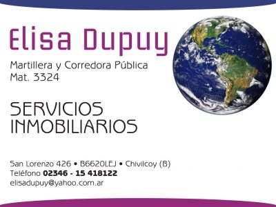 Elisa Dupuy