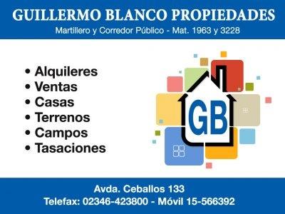 Guillermo Blanco Inmobiliaria