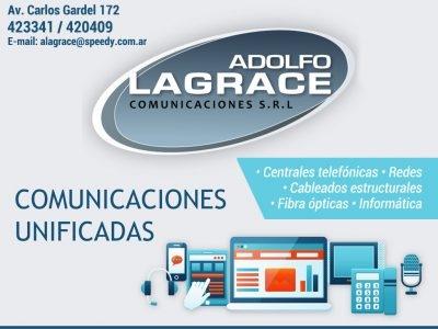 Lagrace Logistic