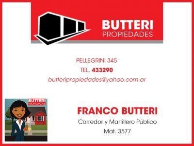 Butteri Propiedades