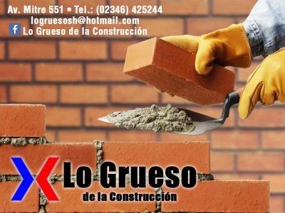 Lo Grueso de la Construcción