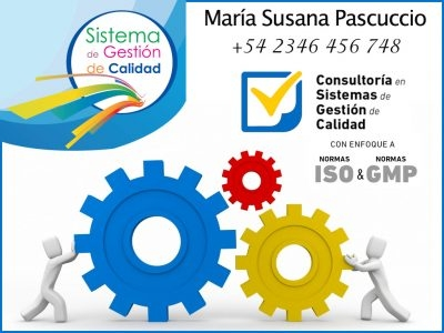 Pascuccio, Susana