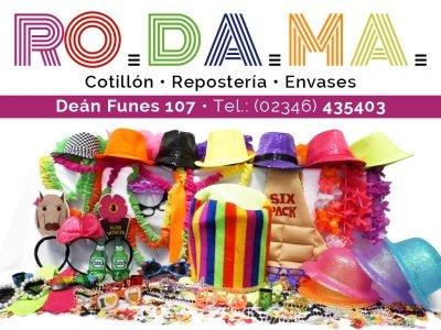 Rodama