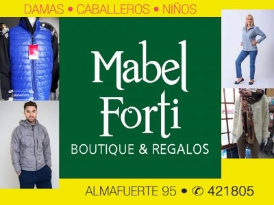 Mabel Forti Boutique