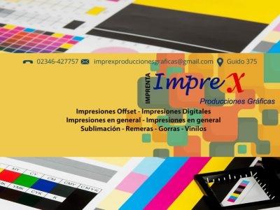 Imprenta Imprex