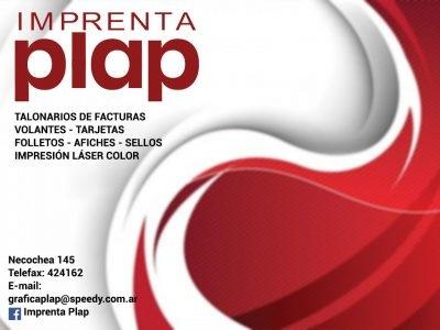 Imprenta Plap