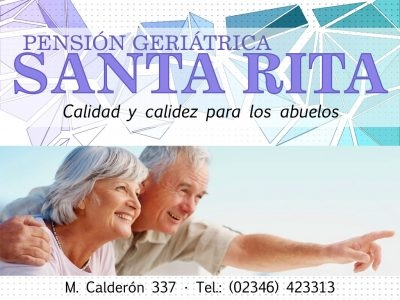 Pensión Geriátrica Santa Rita