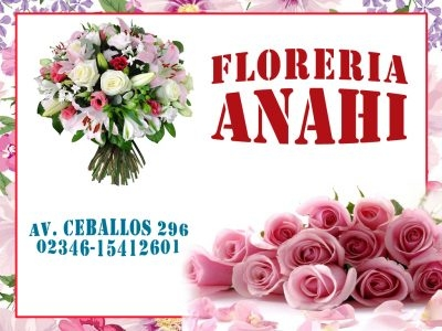 Florería Anahí