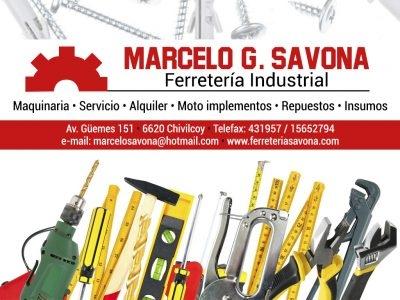 Ferretería Marcelo Savona