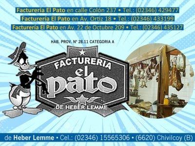 Facturería El Pato