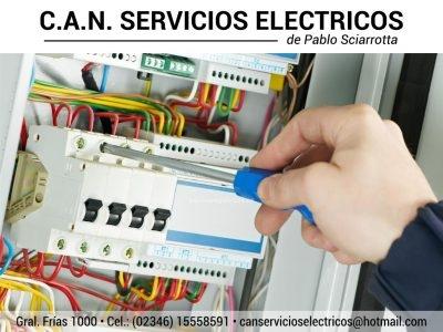 CAN Servicios Eléctricos