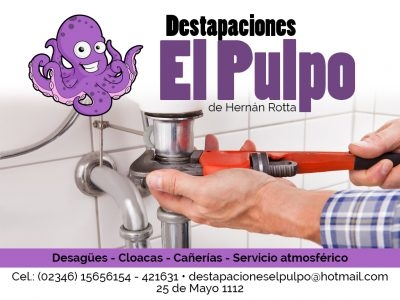 Destapaciones El Pulpo